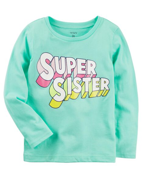 Display product reviews for Super Sister Jersey Tee