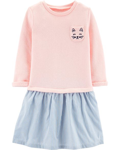 Display product reviews for Kitty Shirt Dress
