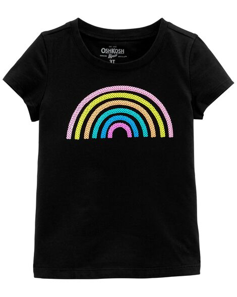 Display product reviews for Sequin Rainbow Tee