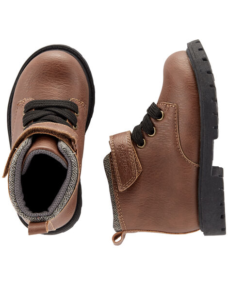 Display product reviews for Carter's Hiker Boots