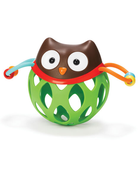 Display product reviews for Explore & More Roll-around Rattles