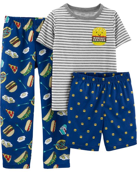 8a2aba9d2f7b Display product reviews for 3-Piece Food Poly PJs