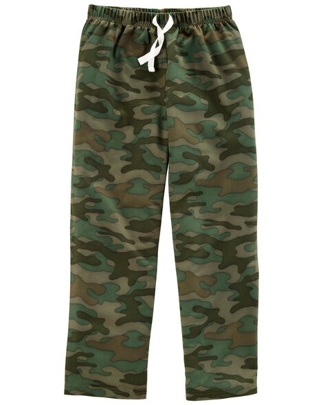 Display product reviews for Camo French Terry Poly Sleep Pants