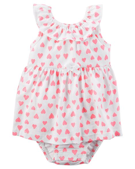 Display product reviews for Heart Sunsuit