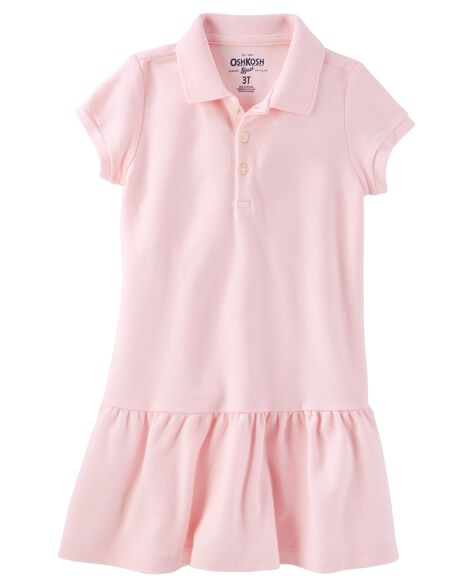 Display product reviews for Pique Polo Uniform Dress