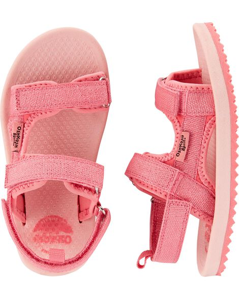 1093d0991684 Display product reviews for OshKosh Pink Sport Sandals