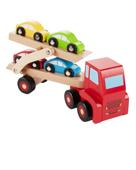 Display product reviews for Wooden Car Carrier
