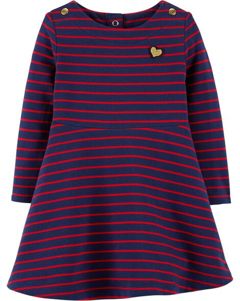 Display product reviews for Striped Dress