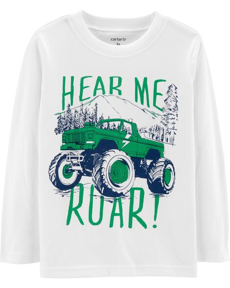 Display product reviews for Monster Truck Jersey Tee