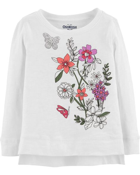 Display product reviews for Flower Pullover