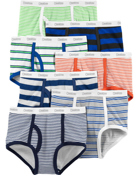 Display product reviews for 7-Pack Cotton Briefs