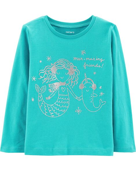 Display product reviews for Mermaid Jersey Tee
