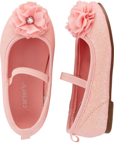 Display product reviews for Carter s Glitter Ballet Flats 2761fdee2