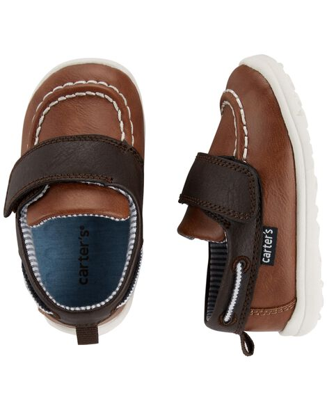 Display product reviews for Carter's Every Step Boat Shoes