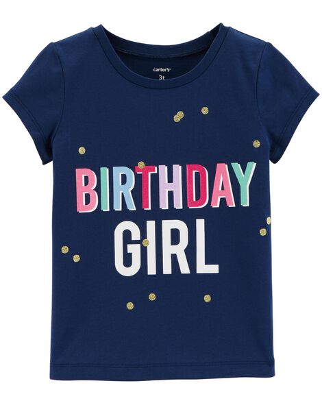 Display product reviews for Birthday Girl Tee