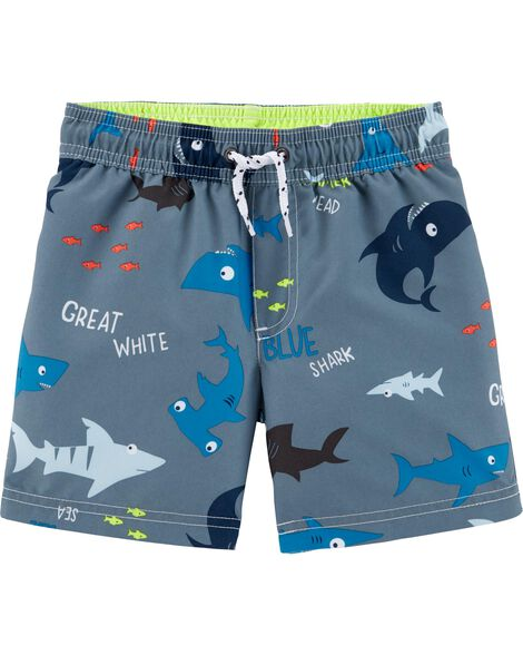 Display product reviews for Carter's Shark Swim Trunks