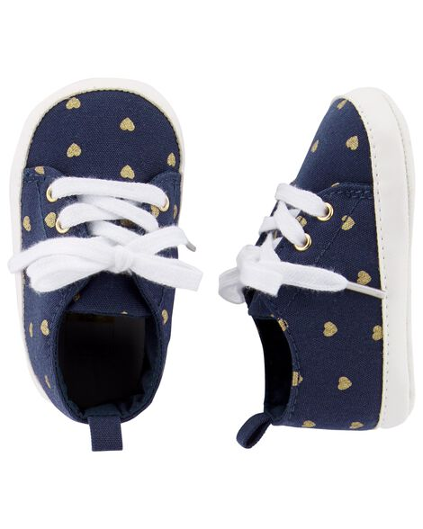 Display product reviews for Carter's Heart Sneaker Baby Shoes
