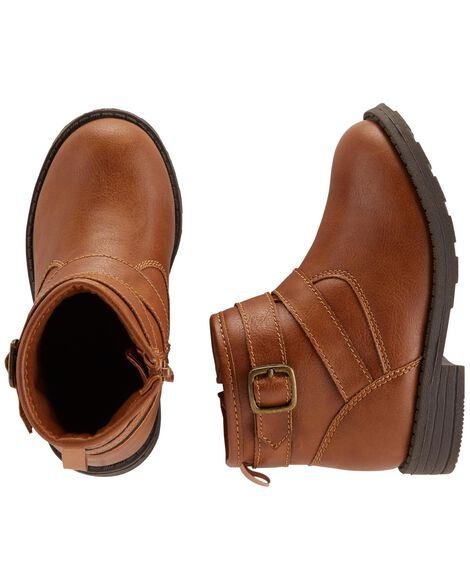 Display product reviews for Carter's Buckle Boots