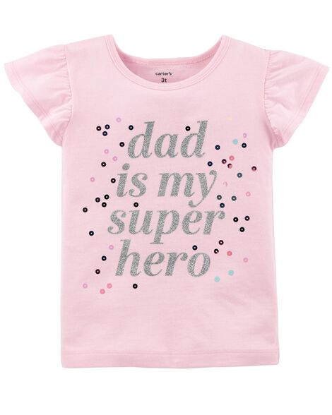Display product reviews for Dad Is My Super Hero Matchtastic Tee