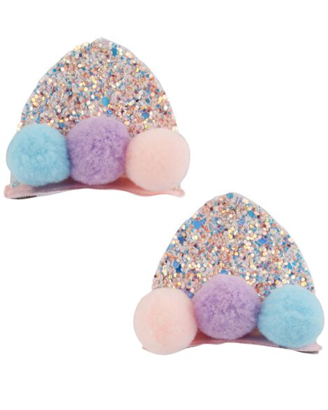 Display product reviews for Pom Pom Cat Ear Clips