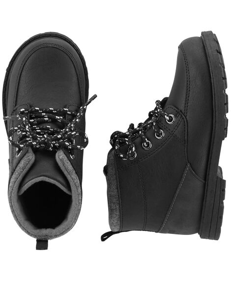 Display product reviews for OshKosh Boots