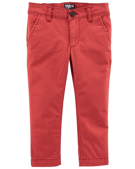 Display product reviews for Stretch Uniform Chinos