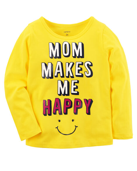 Display product reviews for Everyday Essentials Mom Tee
