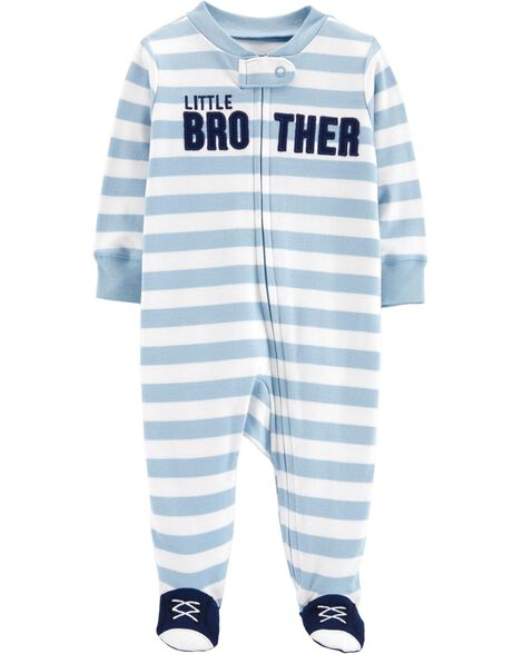 Display product reviews for Little Brother Zip-Up Cotton Sleep   Play a881ba3c7