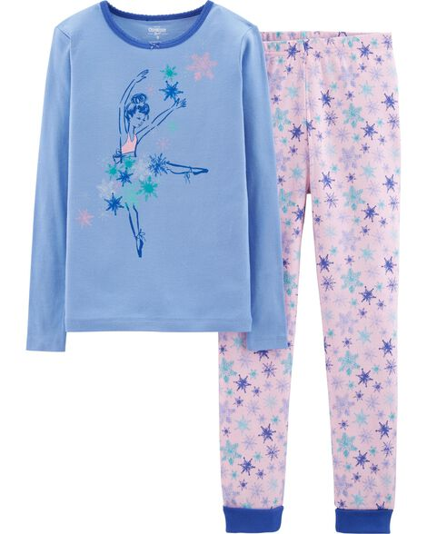 Display product reviews for Snug Fit Ballerina Cotton PJs