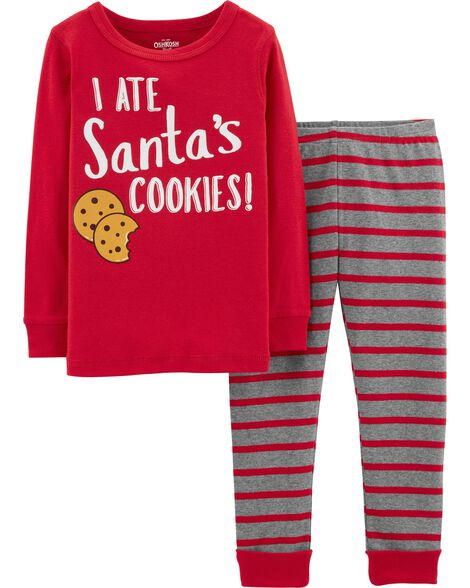 Display product reviews for Snug Fit Cookies Cotton PJs