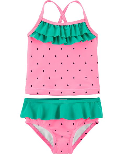 90cf9b32cf Baby Girl Swimsuits, Bathing Suits & Swimwear | Carter's | Free Shipping