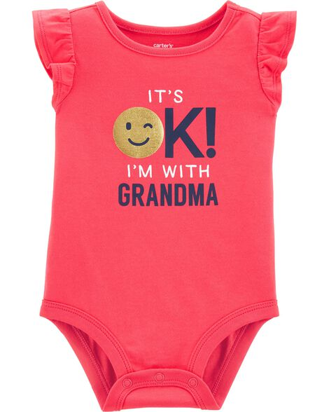 20dce877c Display product reviews for Grandma Collectible Bodysuit