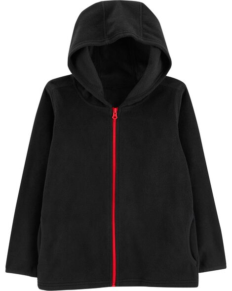 Display product reviews for Zip-Up Fleece Hoodie