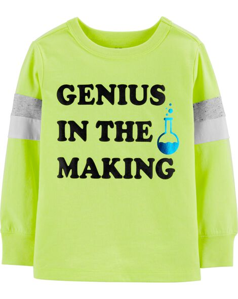 Display product reviews for Genius in the Making Tee