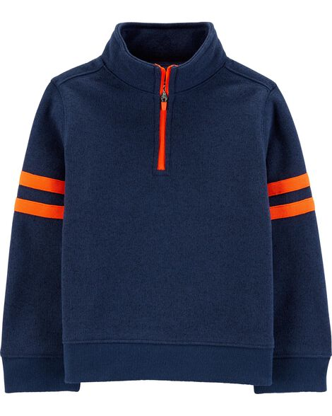 Display product reviews for Half Zip Sweater
