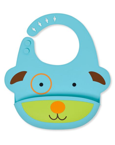Display product reviews for Zoo Fold & Go Silicone Bib