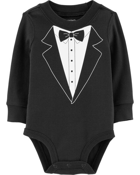 Display product reviews for Tuxedo Costume Collectible Bodysuit