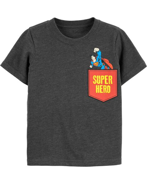 a7d616f03 Display product reviews for Superman Pocket Tee
