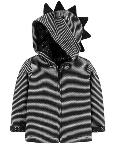 Display product reviews for Spike Zip-Up Hoodie