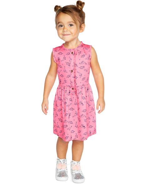 Display product reviews for Dinosaur Sateen Dress