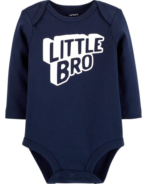 Display product reviews for Little Bro Collectible Bodysuit