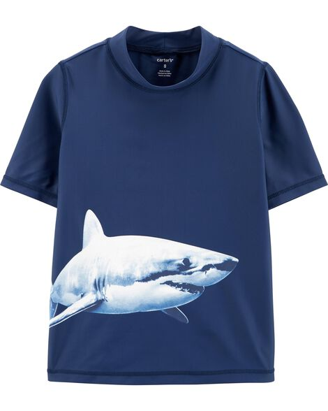 Display product reviews for Carter's Shark Rashguard