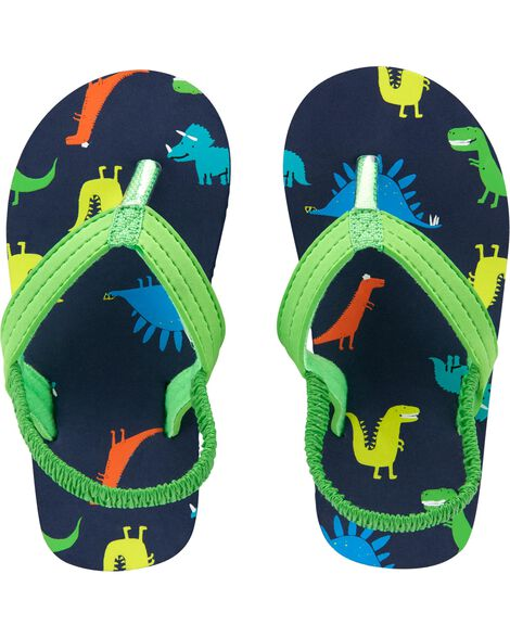 ab583603c Display product reviews for Carter s Dinosaur Flip Flops