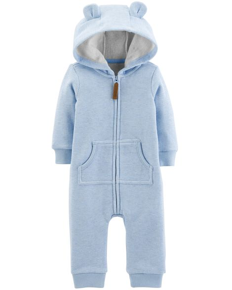 Display product reviews for Dog Hooded Fleece Jumpsuit