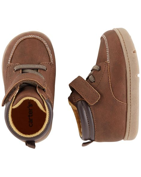 Display product reviews for Carter's Nikson Every Step Boots
