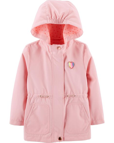 4d434bdf Toddler Girl Jackets, Coats & Vests | OshKosh | Free Shipping
