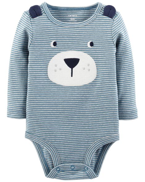 Display product reviews for Bear Collectible Bodysuit