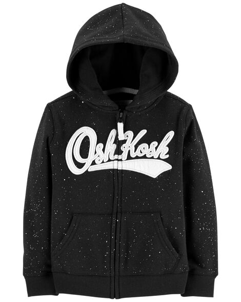 Display product reviews for Glitter Logo Hoodie