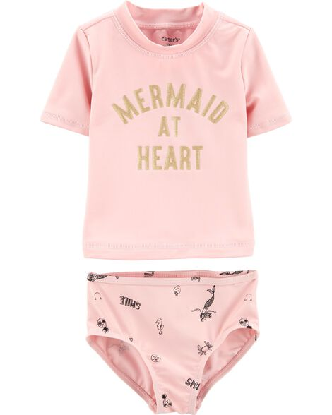 7ac9a4276 Baby Girl Swimsuits, Bathing Suits & Swimwear | Carter's | Free Shipping