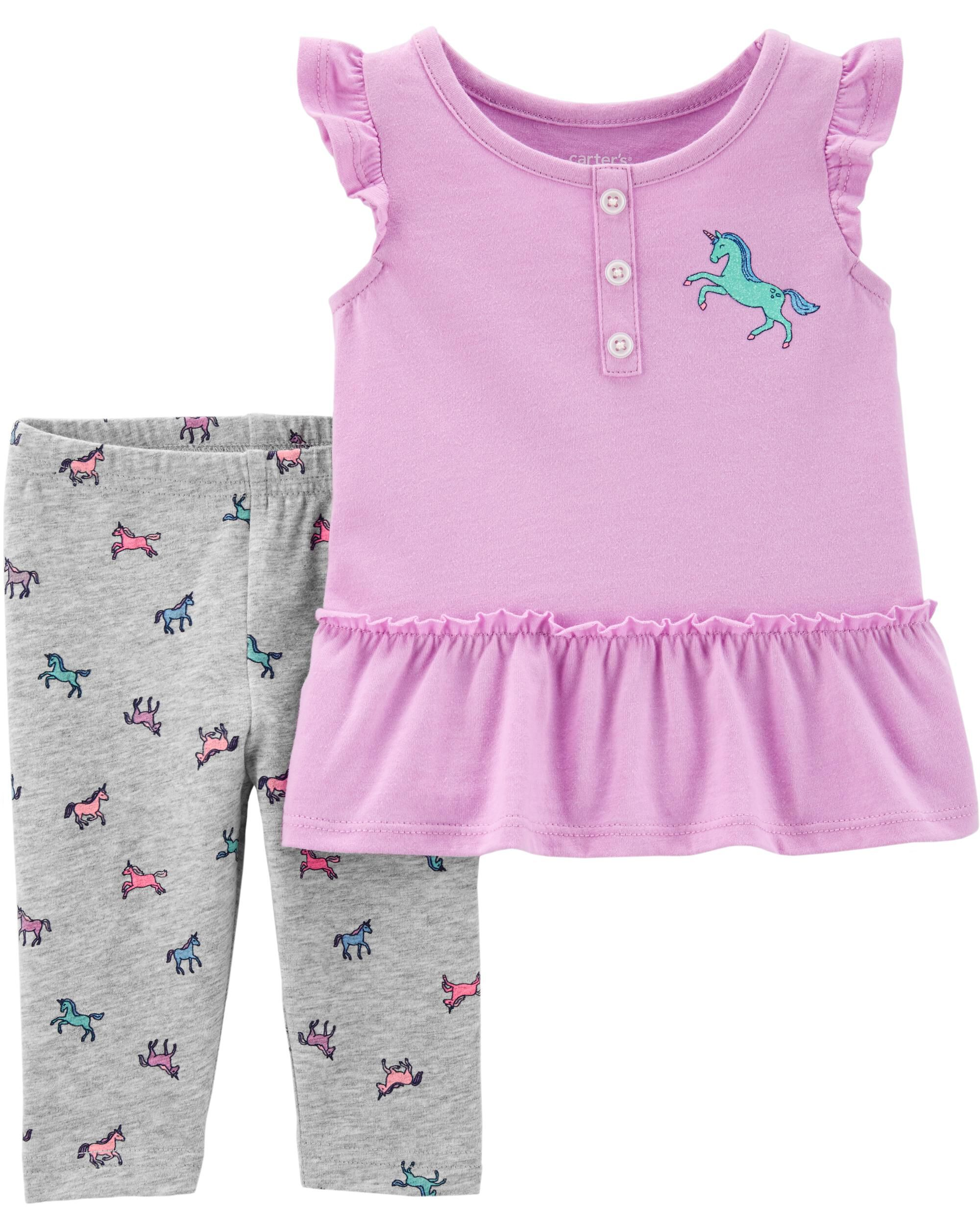 Baby & Toddler Clothing The Cheapest Price Baby Girls Outfit 1.5-2 Sufficient Supply